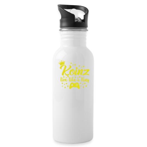 Live Like A King - Water Bottle
