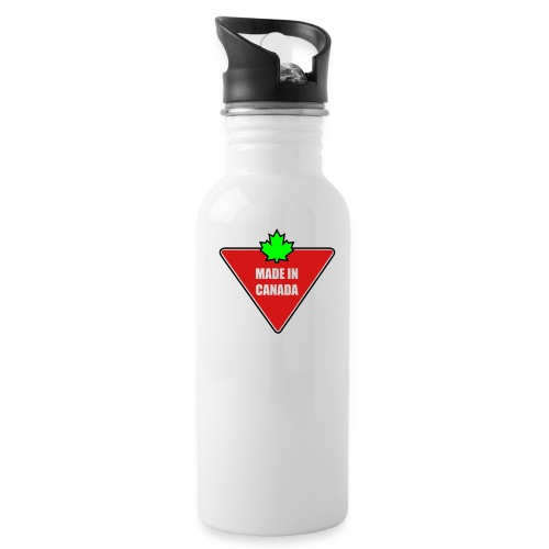 Made in Canada Tire - Water Bottle