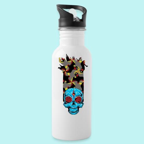 90s KID SKULLY - Water Bottle