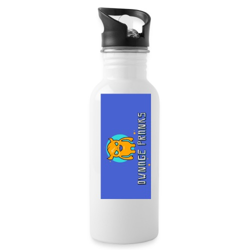 logo iphone5 - Water Bottle