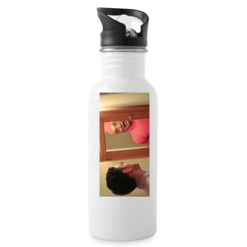 pinkiphone5 - Water Bottle