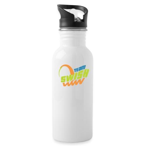TeamSwish logo2 20 - Water Bottle