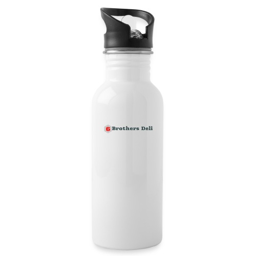 6 Brothers Deli - Water Bottle