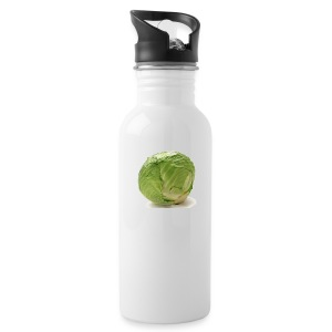 CabbageTexts Streetwear - Water Bottle