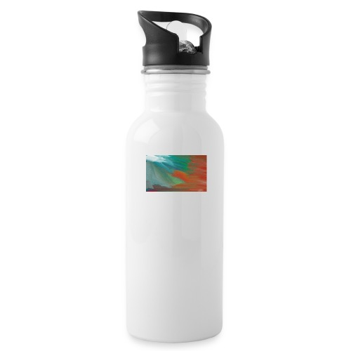 paint design - Water Bottle