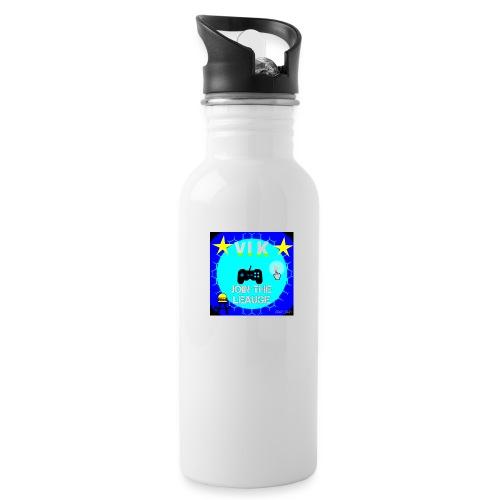 MInerVik Merch - Water Bottle