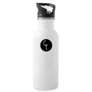 CE Logo - Water Bottle