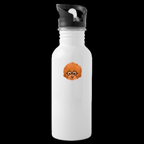 AGADOR HEAD transparent - Water Bottle