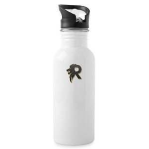 rubzys Merch logo - Water Bottle