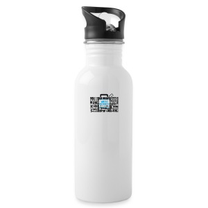 Music_Business - Water Bottle