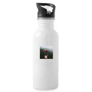 rose - Water Bottle