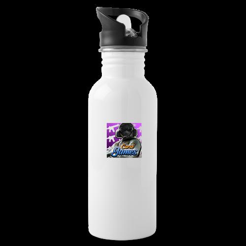Curse Gaming Logo - Water Bottle