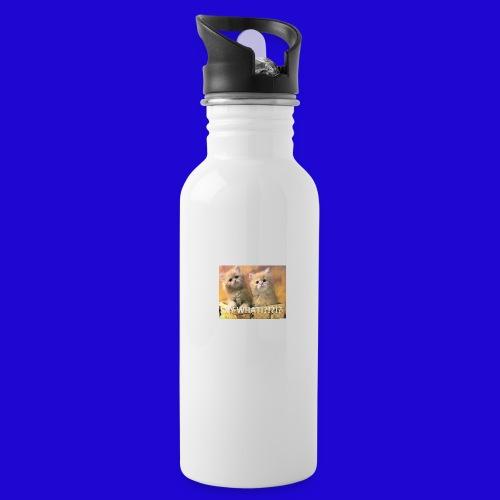 Cute Cats - Water Bottle