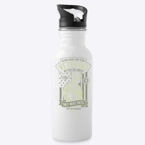 US Army Veterans - Water Bottle