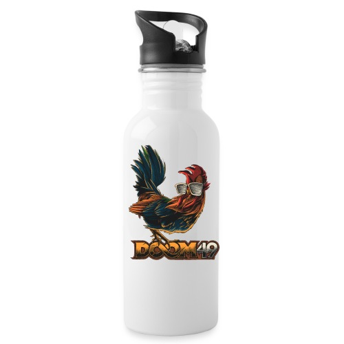 DooM49 Chicken - Water Bottle