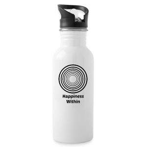 Happiness Within - Water Bottle