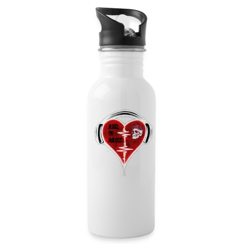 Axelofabyss Music in your heart - Water Bottle