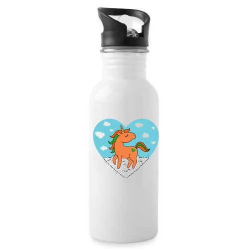Unicorn Love - Water Bottle
