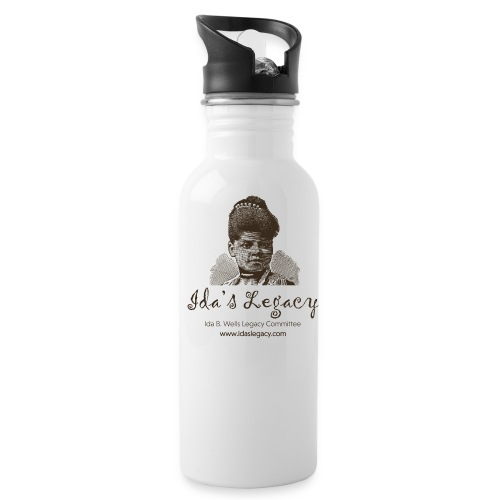 Ida's Legacy One Color Art - Water Bottle