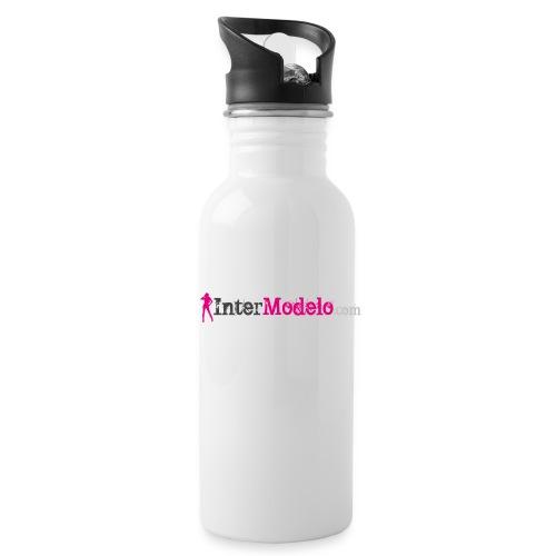 Intermodelo Color Logo - Water Bottle