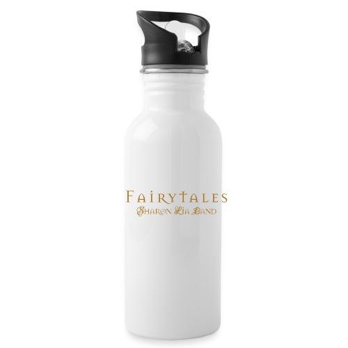 Fairy Tales Official Logo - Water Bottle