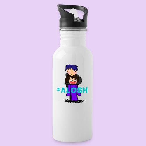 #ALOSH4LIFE - Water Bottle