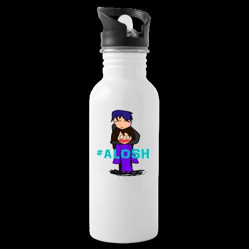 #ALOSH4LIFE - Water Bottle