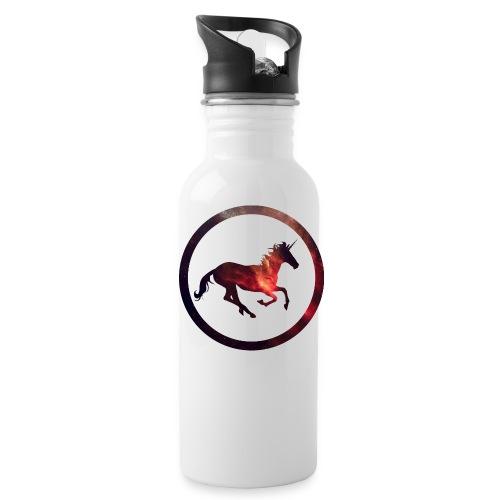 Believe Unicorn Universe 2 - Water Bottle