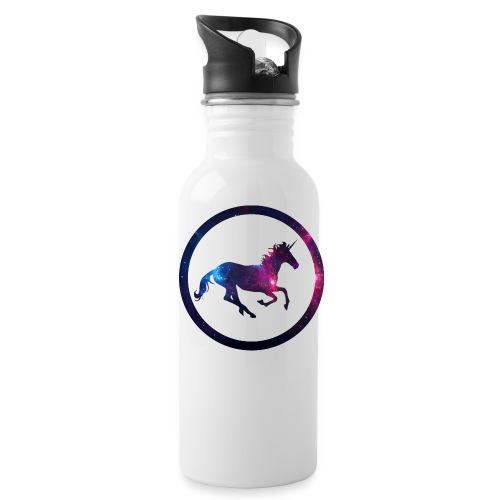 Believe Unicorn Universe 1 - Water Bottle