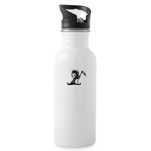 the grim - Water Bottle