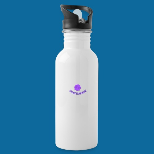 SR logo curved - Water Bottle