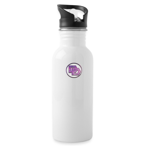 DerpDagg Logo - Water Bottle