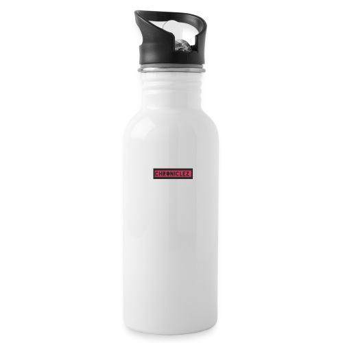 chroniclez shop - Water Bottle