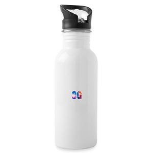 CG_Logo - Water Bottle