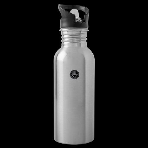 Knight654 Logo - Water Bottle