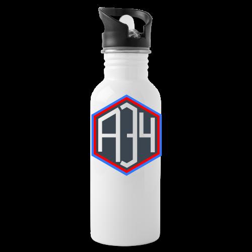 Adrian 34 LOGO - Water Bottle