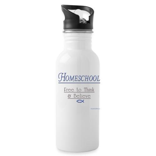 Homeschool Freedom - Water Bottle