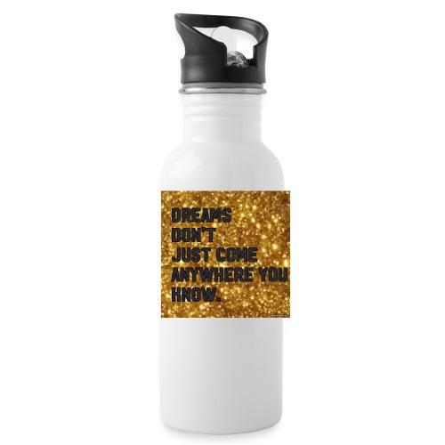 dreamy designs - Water Bottle