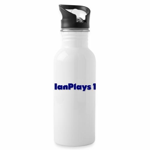 IanPlays1 Mug Logo - Water Bottle