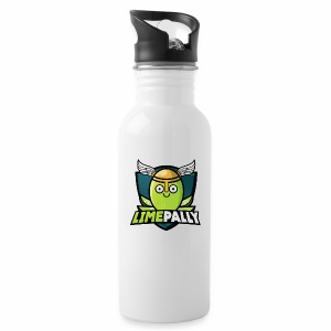 Limepally's Logo - Water Bottle