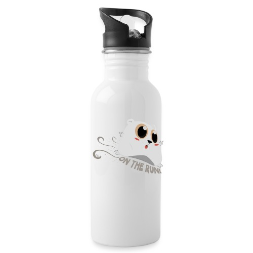 On The Run - Water Bottle