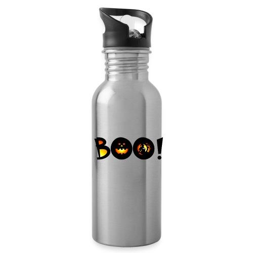 Happy Halloween Boo 1 - Water Bottle