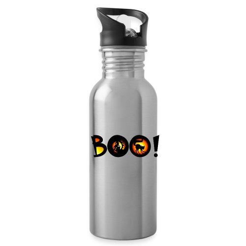 Happy Halloween Boo 5 - Water Bottle