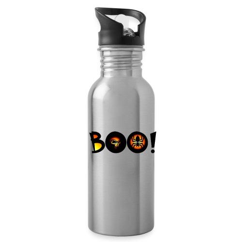 Happy Halloween Boo 4 - Water Bottle