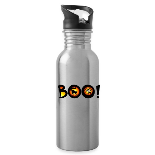 Happy Halloween Boo 3 - Water Bottle