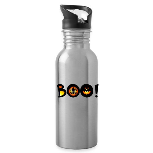 Happy Halloween Boo 6 - Water Bottle