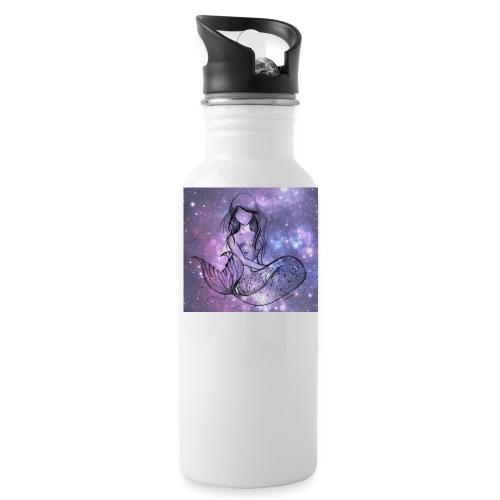 Galaxy Mermaid - Water Bottle