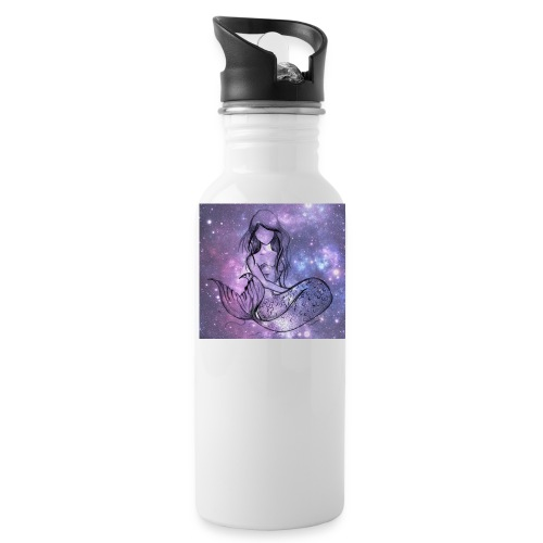 Galaxy Mermaid - Water Bottle