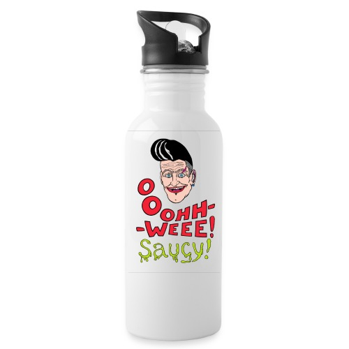 Jubilant classic hipster - Water Bottle