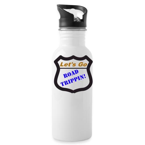 LGRT Logo - Water Bottle